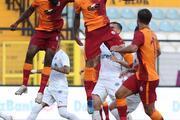 Galatasaray - Kasımpaşa maçından öne çıkan fotoğraflar