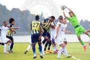 Fenerbahçe - Csikszereda hazırlık maçından fotoğraflar