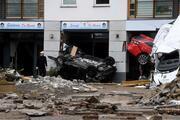 Almanyada sel felaketi: Ölü sayısı artıyor