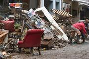 Son dakika haberi: Almanya ve Belçikadaki sel felaketinde acı bilanço gün ağarınca ortaya çıktı