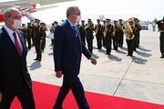Cumhurbaşkanı Recep Tayyip Erdoğan KKTCde