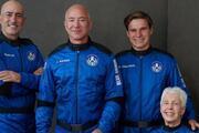 Jeff Bezosun tarihi uzay yolculuğu bugün gerçekleşecek