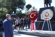 Cumhurbaşkanı Erdoğan, 20 Temmuz Barış ve Özgürlük Bayramı törenine katıldı