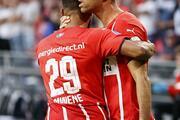 PSV - Galatasaray maçından öne çıkan fotoğraflar