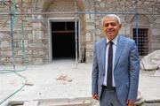 Manisada restorasyonda ortaya çıktı: Bizans sütunlarını sıvamışlar