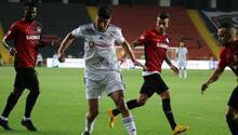 Gazişehir Gaziantep -Beşiktaş: 3-2