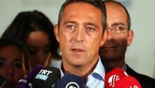 Son Dakika: Fenerbahçe Başkanı Ali Koç, PFDKya sevk edildi
