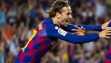 Barcelonaya şok  Antoine Griezmann...