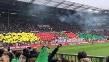 St. Pauli teröristlere destek verdi