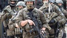 Offenbach'ta terör operasyonu