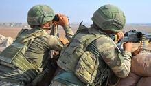 MSB: PKK/YPG'li teröristlere gerekli karşılık verilmektedir