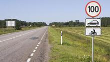 Hollanda'da hız sınırı 100 km'ye indiriliyor