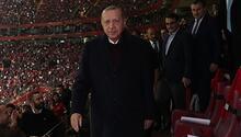 İzlanda Futbol Federasyonu açıkladı Recep Tayyip Erdoğan bana dedi ki...