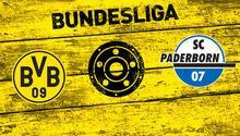 Haftanın açılış maçı Dortmund ile Paderborn arasında