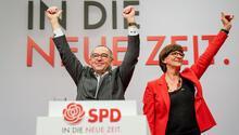 SPD'de üyelerin dediği oldu