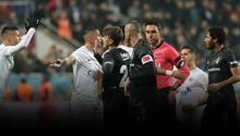 Kasımpaşa Beşiktaş maçında herkes bunu konuştu Gol öncesinde faul var mı