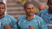 Cruzeiro küme düştü