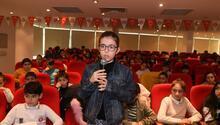 Çocuk Meclisi'nde ilk genel kurul