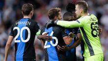 Club Bruggeden PSG-Galatasaray maçı için mesaj