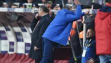 Fenerbahçe yenilince Ersun Yanal çılgına döndü