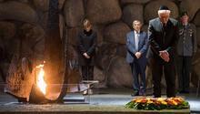 O törenlerde konuşan ilk Alman Cumhurbaşkanı olacak