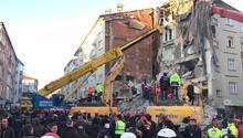Gaziantepte depremle ilgili provokatif paylaşım yapan 2 kişi gözaltına alındı