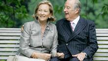 Kral İkinci Albert kabul etti: 'Boel kızım'