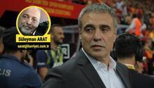 Ersun Yanaldan Galatasaray maçına özel taktik