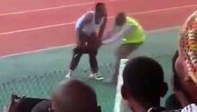 Rakip tribünlere karşı pantolonunu indiren teknik direktöre 6 ay ceza