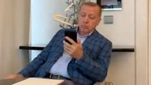 Cumhurbaşkanı Erdoğan, Granadada okunan ezanı dinledi