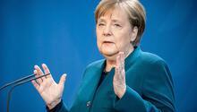 Korona krizinde Merkel'e güven 'pik' yaptı