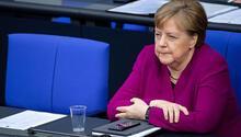 Merkel'den ramazan mesaj?