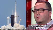 Hurriyet.com.tr Bilim Yazarı Sinan Aliş SpaceX hakkında merak edilenleri cevaplıyor