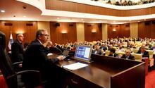 ABB Meclisi'nin gündemi 294 madde
