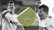 Son Dakika | Fenerbahçede kaptanlık krizi Pazubandı yere fırlattı...