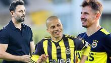 Alex de Souza, Fenerbahçenin teknik direktör projesini açıkladı: Emre Belözoğlu ile...