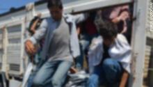 Çekya sınırında 31 kaçak göçmen yakalandı