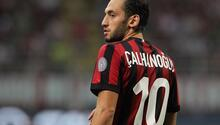 Hakan Çalhanoğlu şov yaptı Milan 3-1 Parma