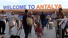 'Turizmcilerin bayramı devam ediyor'