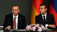 Son dakika haberler... Cumhurbaşkanı Erdoğan Macron ile görüşecek