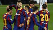 Son dakika haberi | Barcelona, 4 futbolcusunun sözleşme süresini uzattı