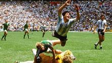 Diego Maradona 60 yaşında