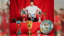 Rekorların adamı Lewandowski