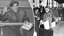 Almanyaya Türk iş gücü göçü başlayalı 59 yıl oldu