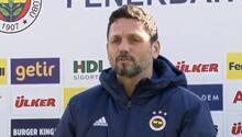 Son Dakika - Canlı | Fenerbahçe Teknik Direktörü Erol Bulut konuşuyor
