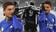 Son Dakika | UEFA Avrupa Liginde geceye Cengiz Ünder damgası %93 ile...