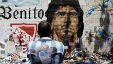 Son Dakika Haberi | Maradona, İtalya Serie A maçlarında anılacak