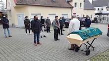 Kimsesiz Konate'nin cenazesine Türkler sahip çıktı