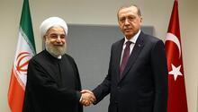 Son dakika haberi: Cumhurbaşkanı Erdoğan, Ruhani ile telefonda görüştü