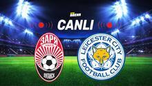 Canlı | Zorya Luhansk Leicester City maçı (Çağlar Söyüncü ve Cengiz Ünder ilk 11de)